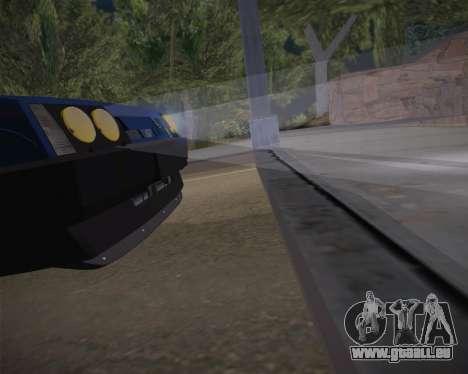 ВАЗ 2109 à Faible Classique pour GTA San Andreas vue de côté
