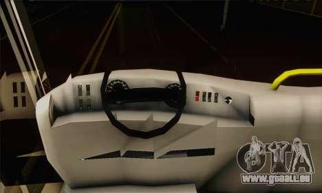 Volvo Lasta Bus pour GTA San Andreas vue de droite