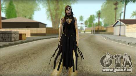Death from Deadpool The Game pour GTA San Andreas