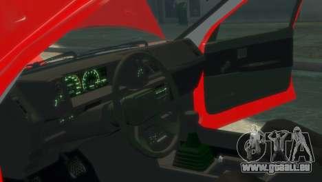 Toyota Sprinter Trueno AE86 SR pour GTA 4 Vue arrière
