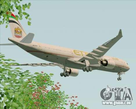 Airbus A330-300 Etihad Airways für GTA San Andreas