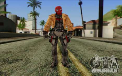 Red Hood from DC Comics pour GTA San Andreas