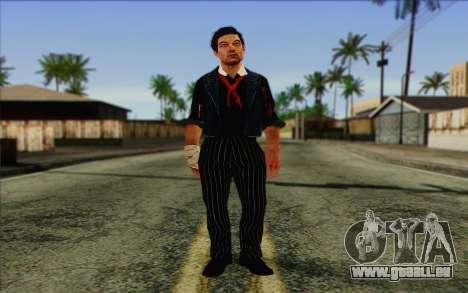 Booker DeWitt Skin für GTA San Andreas