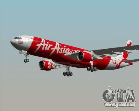 Airbus A330-300 Air Asia X für GTA San Andreas Motor