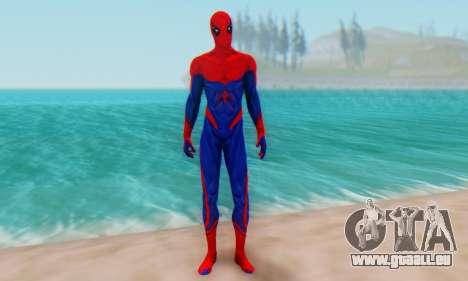 Skin The Amazing Spider Man 2 - Nueva Era für GTA San Andreas zweiten Screenshot