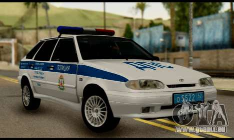 VAZ 2114 DPS pour GTA San Andreas