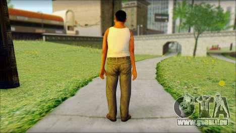 GTA 5 Ped 2 für GTA San Andreas zweiten Screenshot