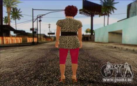 Trevor Phillips Skin v1 pour GTA San Andreas deuxième écran