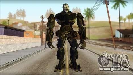 Lockdown für GTA San Andreas