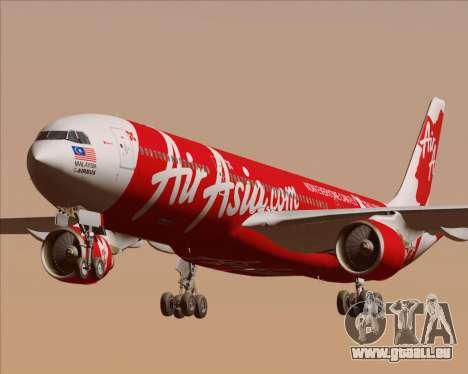 Airbus A330-300 Air Asia X pour GTA San Andreas