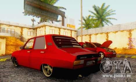 Dacia 1310 TLX PRN pour GTA San Andreas vue de droite