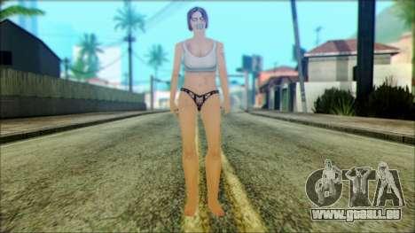 Manhunt Ped 9 pour GTA San Andreas