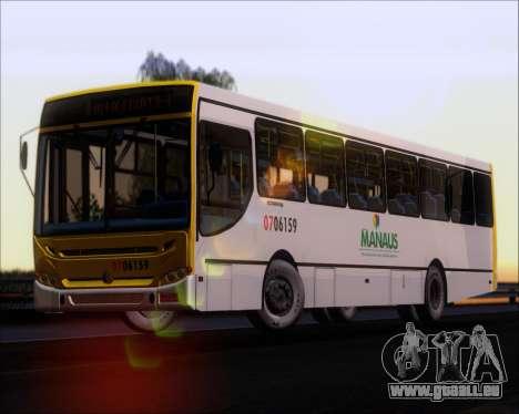 Caio Induscar Apache S21 Volksbus 17-210 Manaus pour GTA San Andreas
