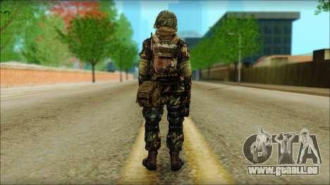 STG from PLA v1 pour GTA San Andreas deuxième écran