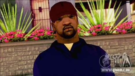 Addict v3 pour GTA San Andreas troisième écran