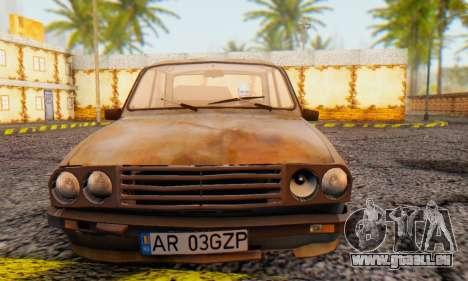 Dacia 1310 MLS Rusty Edition 1988 pour GTA San Andreas laissé vue