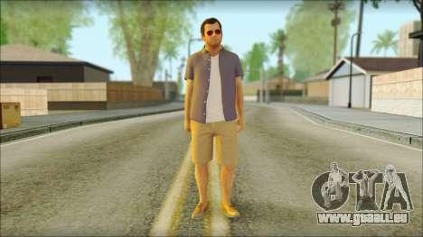 Michael De Santa für GTA San Andreas