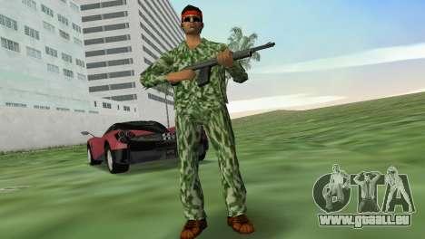 Camo Skin 04 GTA Vice City pour la deuxième capture d'écran