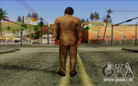 Willis Huntley from Far Cry 3 pour GTA San Andreas deuxième écran