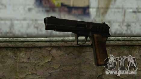TheCrazyGamer Bernardelli P18 pour GTA San Andreas