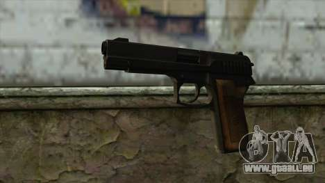 TheCrazyGamer Bernardelli P18 für GTA San Andreas