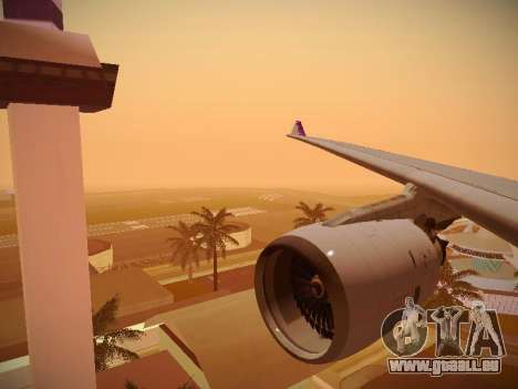 Airbus A330-200 Hawaiian Airlines für GTA San Andreas