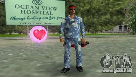 Camo Skin 11 GTA Vice City pour la deuxième capture d'écran