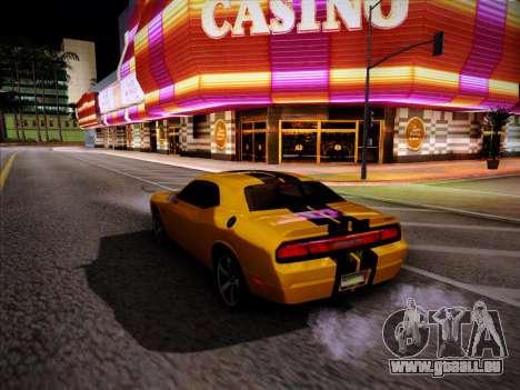 Nouveau ENBSeries par MC_Dogg pour GTA San Andreas onzième écran