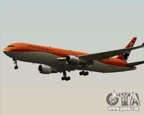 Boeing 767-300ER Australian Airlines pour GTA San Andreas vue arrière