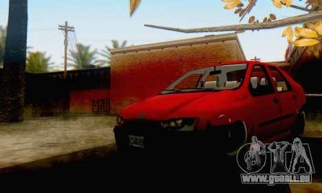 Fiat Siena 1998 für GTA San Andreas