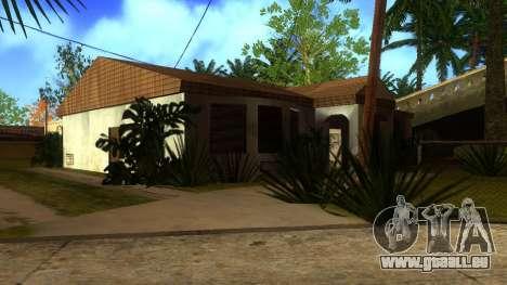 Neue HD-Texturen Häuser auf der grove street v2 für GTA San Andreas elften Screenshot