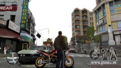 ENB-promo (0.79) v6.3 для GTA 4 pour GTA 4 huitième écran