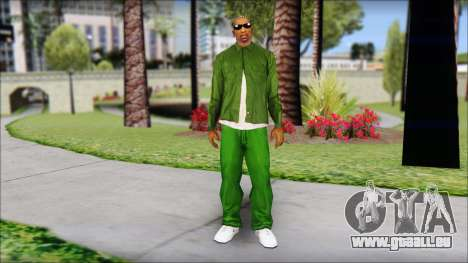 New CJ v2 pour GTA San Andreas