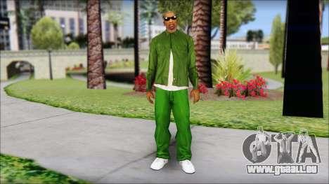 New CJ v2 pour GTA San Andreas