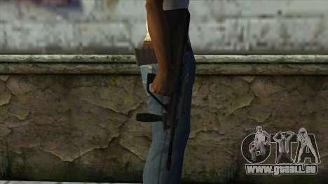 UAR from Pay Day 2 pour GTA San Andreas troisième écran