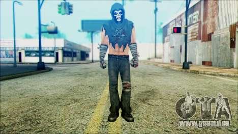 Manhunt Ped 4 für GTA San Andreas