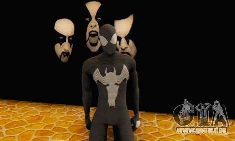 Skin The Amazing Spider Man 2 - Molecula Estable pour GTA San Andreas
