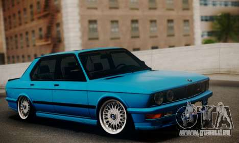 BMW M5 E28 für GTA San Andreas