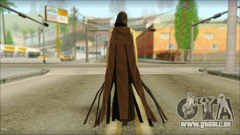 Death from Deadpool The Game pour GTA San Andreas deuxième écran