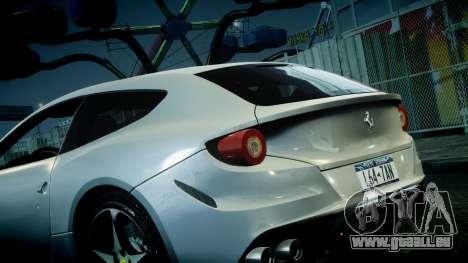 Ferrari FF 2011 v1.5 pour GTA 4 est un côté