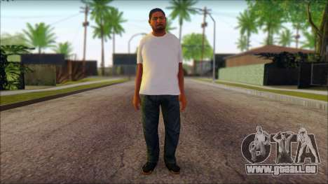 GTA 5 Ped 18 pour GTA San Andreas