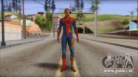 Spider Man für GTA San Andreas