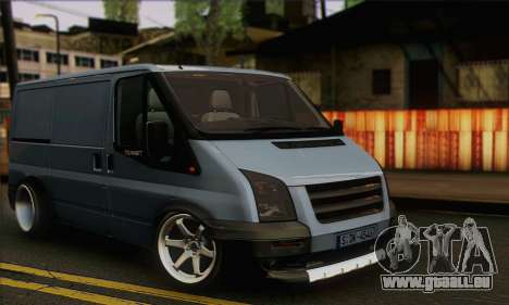 Ford Transit Limited Edition für GTA San Andreas