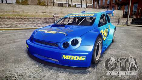 Zenden Cup Kicker pour GTA 4