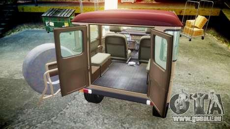 Toyota FJ40 Land Cruiser 1978 v1.7 pour GTA 4 est un côté