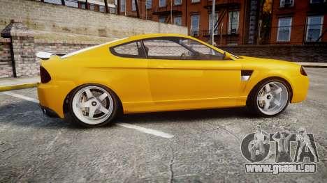 GTA V Bollokan Prairie Wheel1 pour GTA 4 est une gauche