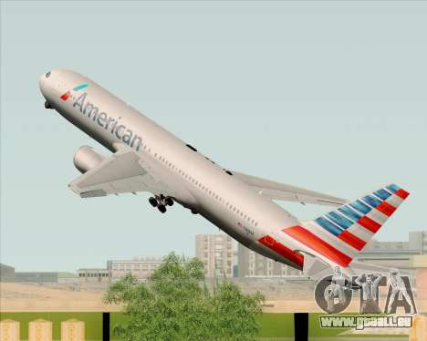 Boeing 767-323ER American Airlines pour GTA San Andreas