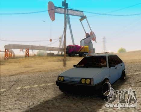 ВАЗ 2109 Niedrigen Classic für GTA San Andreas