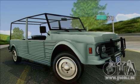 GTA V Canis Kalahari für GTA San Andreas