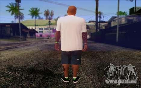 Stretch from GTA 5 pour GTA San Andreas deuxième écran